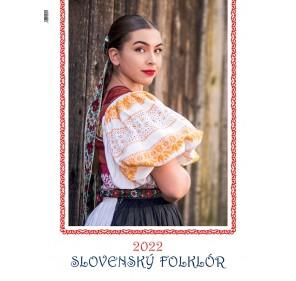 Slovenský folklór 2022