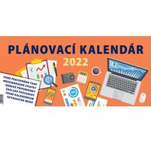 Plánovací MAXI kalendár 2022