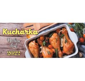 Kuchárka - Dobrú chuť 2022