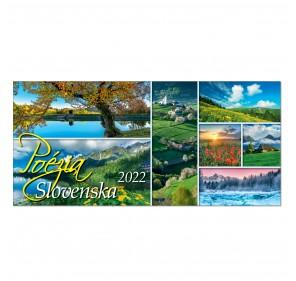 Poézia Slovenska 2022