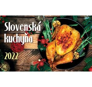 Slovenská kuchyňa 2022