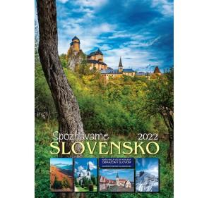 Spoznávame Slovensko 2022