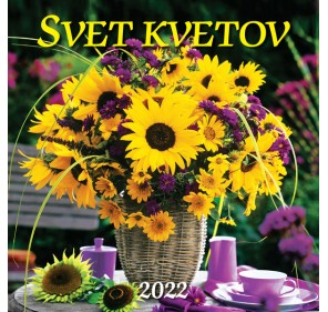 Svet kvetov 2022
