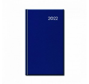 MINI DIÁR FALCON MODRÝ 2022