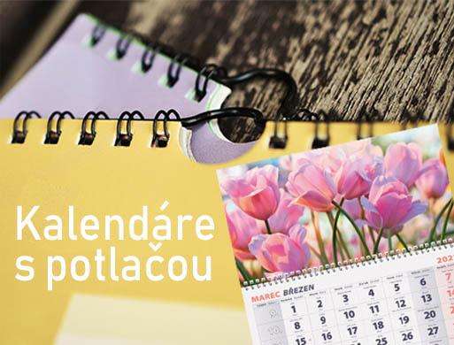 kalendare s potlacou