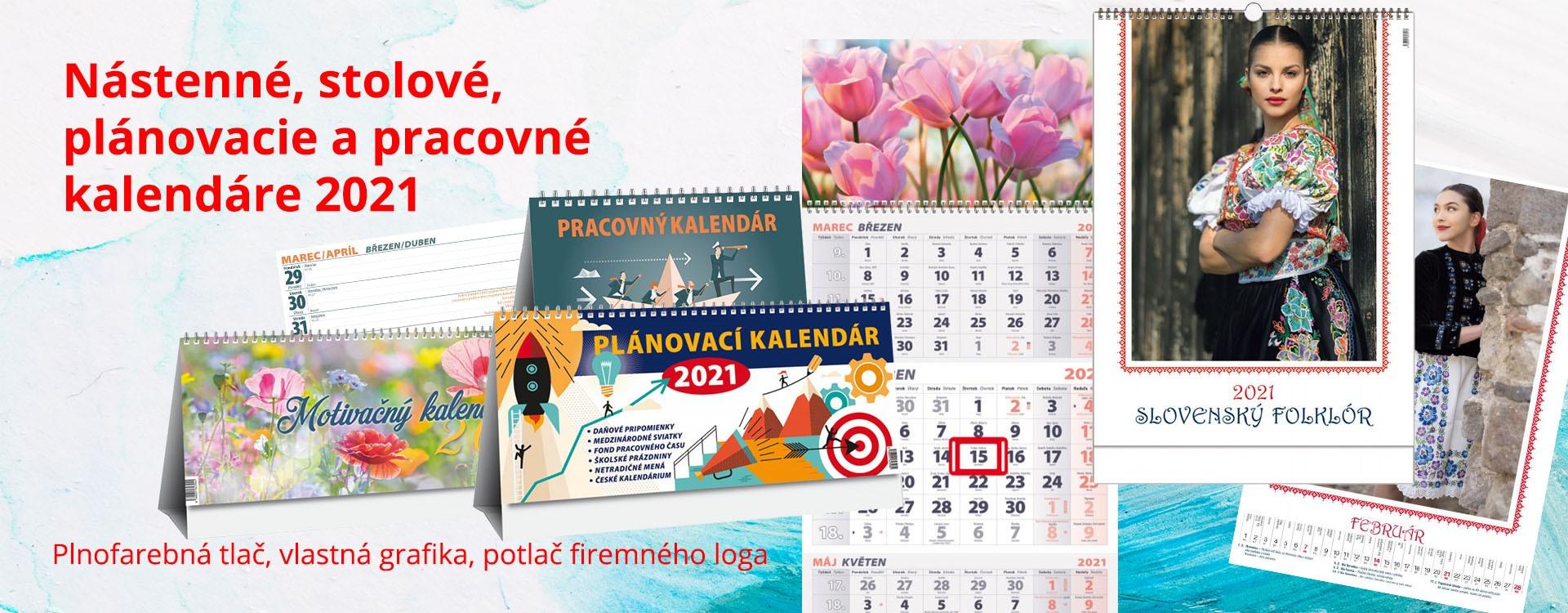 Kalendare 2021